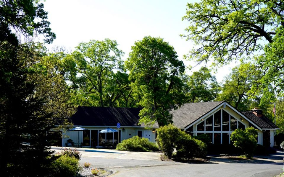 Greenstone Estates clubhouse